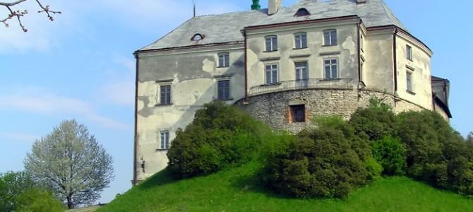 Замки на Львівщині залишились без охорони