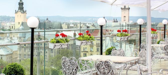 ТОП-7 локацій у Львові, з яких відкривається неймовірна панорама міста