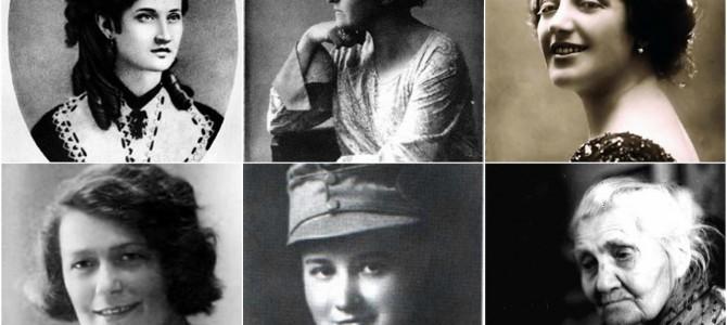 Імена 6 відомих львів'янок у назвах вулиць Львова