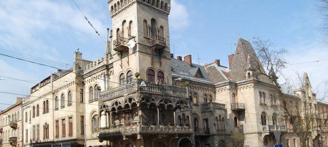 Замок на Чупринки. Як реставрують один із найгарніших будинків Львова