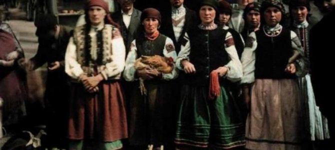 Ретрофото українців вразили мережу