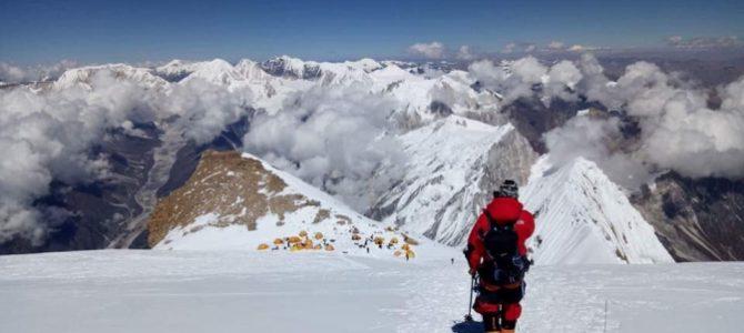 Гори – як наркотик. Львівський альпініст піднявся на восьмитисячник у Гімалаях