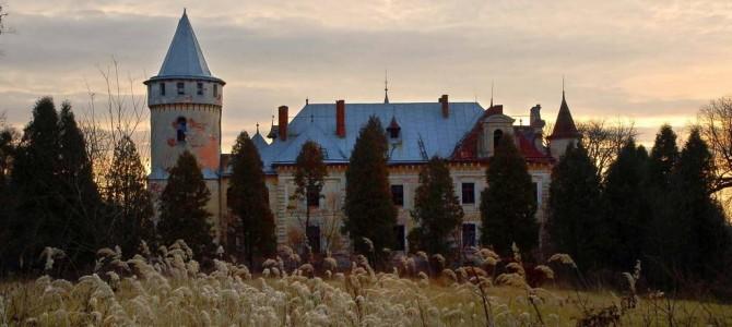 Невідоме Прикарпаття: загублений в історії палац графів Реїв на Івано-Франківщині
