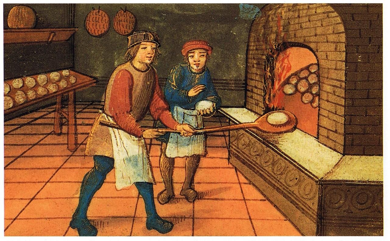 Пекар з помічником