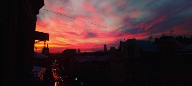 Осінь у місті очима львів'ян (ФОТО)