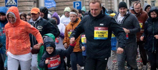 Погана погода не перешкода: як понад 2 тис бігунів у Львові взяли участь у півмарафоні. Фоторепортаж