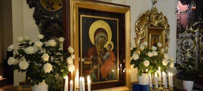 До Собору св. Юра привезли чудотворну ікону Пресвятої Богородиці Львівської