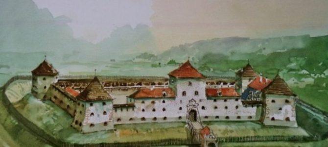 Краса старовинних українських замків на художніх реконструкціях Збіґнєва Щепанека (фото)