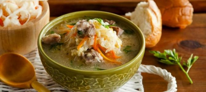 Бабусині рецепти: забута українська страва