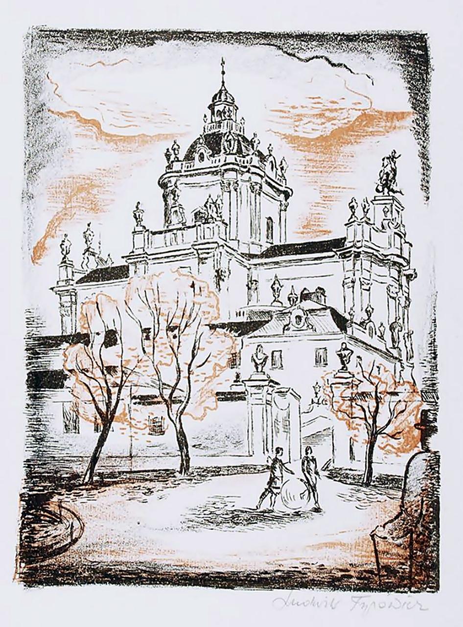 10 художників минулого, котрі залишили унікальні зображення Львова