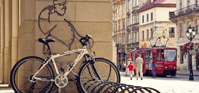 Велосипедистів у Львові збільшилося майже у 5 разів, порівняно з 2009 роком