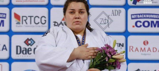 Львів'янка стала чемпіонкою Європи серед молоді з дзюдо