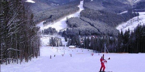 Де покататися на лижах неподалік від Львова