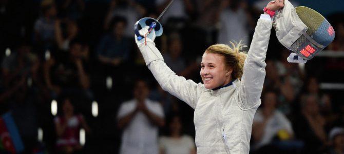 Українка Ольга Харлан стала переможницею Кубка світу з фехтування на шаблях