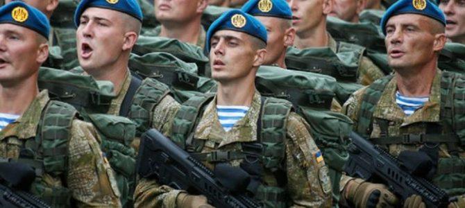 В Україні будуть відзначати день десантника у листопаді