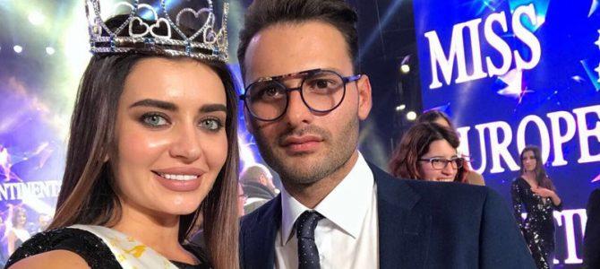 Краса України: українка стала Королевою Краси в Європі!