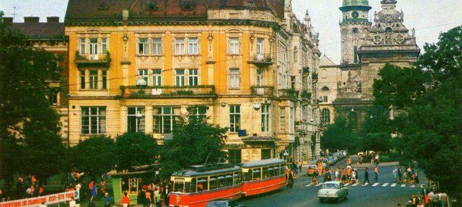 10 маловідомих кольорових фотографій старого Львова