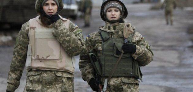 Цьогоріч в армію прийшли 2,4 тисячі жінок-контрактників