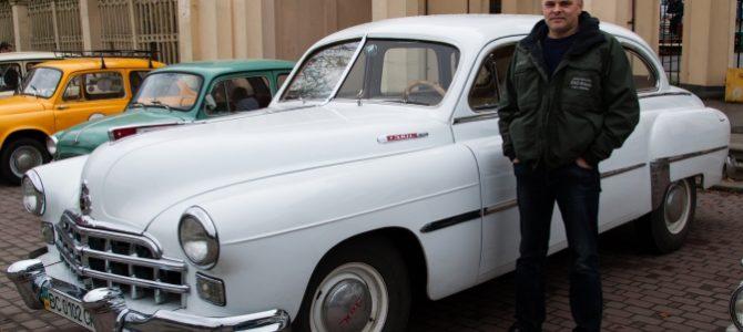 Львів'яни та їхні старі машини. Сім історій ретро-автомобілів