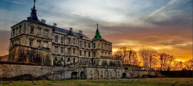 Підгорецький палац на Львівщині – розкішні володіння Білої Пані (фото, відео)