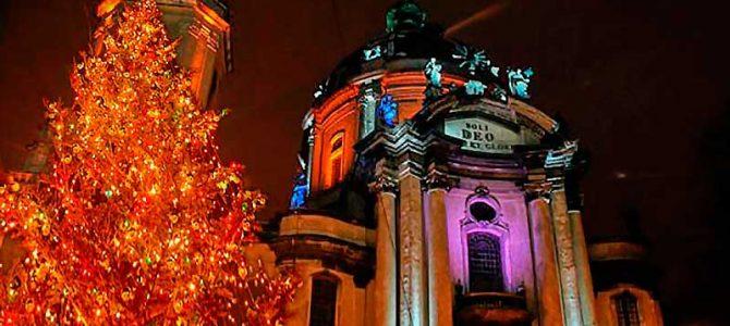 Як відзначити Новий рік 2018 у Львові, Одесі та Карпатах