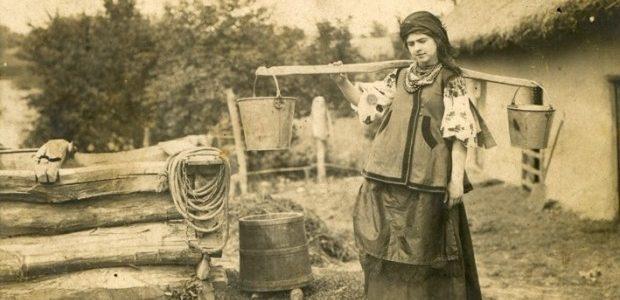 Краса українок ХIX – XX століть на старовинних світлинах. ФОТО
