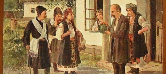 """""""Спасибі, мамо, що будили рано…"""" або типове українське весілля"""