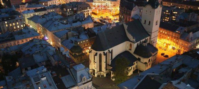 Independent назвав Львів найкращим місцем для зимового вікенду