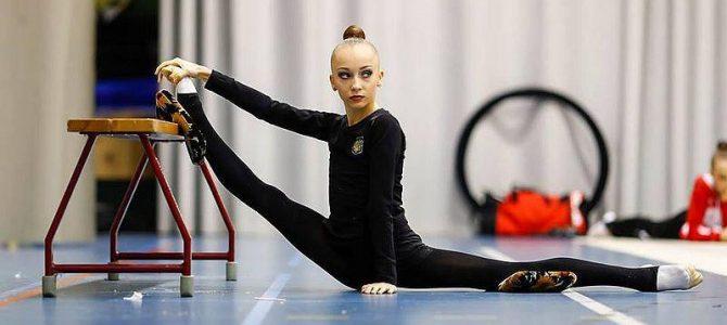 Львівська гімнастка здобула усі золоті медалі на турнірі в Бельгії