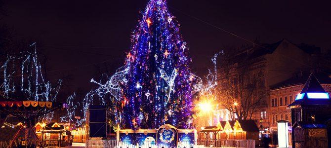 Новий рік та Різдво у Львові: Повна програма святкувань, локації