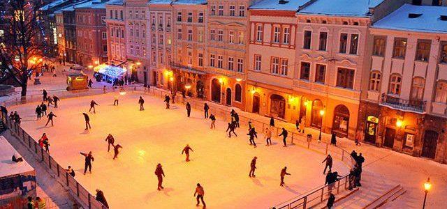 Романтичний та затишний зимовий Львів
