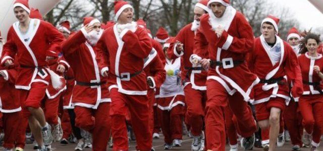 У Львові відбудеться забіг Санта Клаусів: як взяти участь