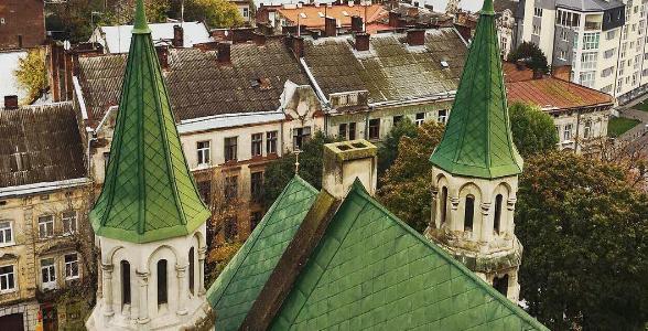 Найвеличніші католицькі храми в Україні