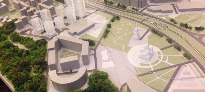 Львівському бізнесмену Козловському дозволили збудувати житловий квартал з 25-поверховою «свічкою» на Сихові