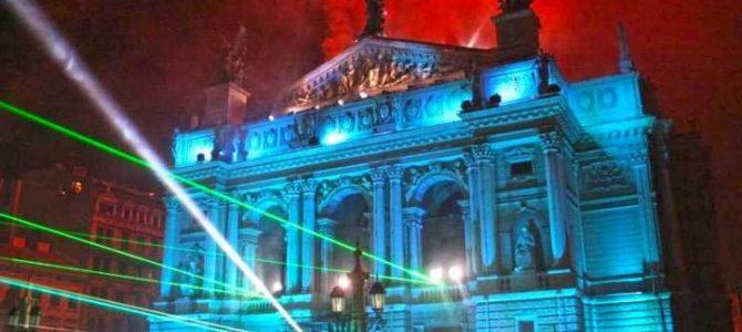 В новорічну ніч Львівську оперу за секунду «зруйнують» і зведуть знову