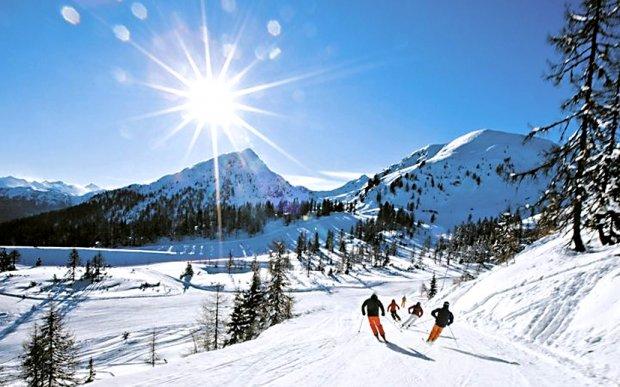 Не Буковель  на які гірськолижні курорти Карпат поїхати кататись ... 5c56072be952b