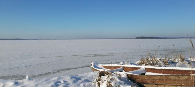 Шацькі озера взимку можуть бути цікавими для подорожей