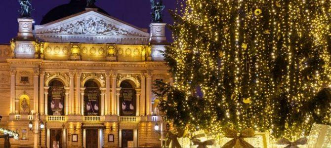 Де у Львові безкоштовно зустріти Новий рік: три найкращі локації