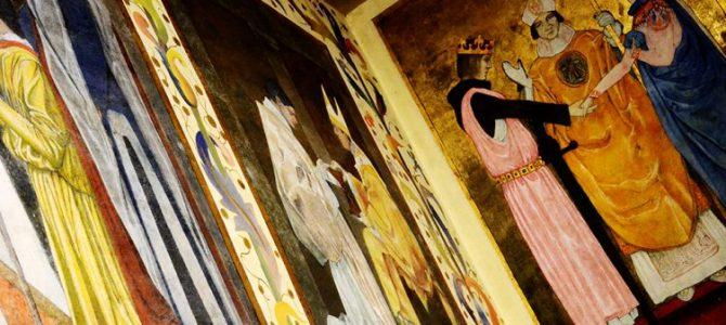 Приходь подивитися: у Львові відновили унікальні фрески
