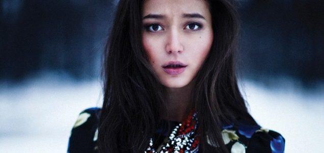 Українська модель потрапила на сторінки журналу Vogue