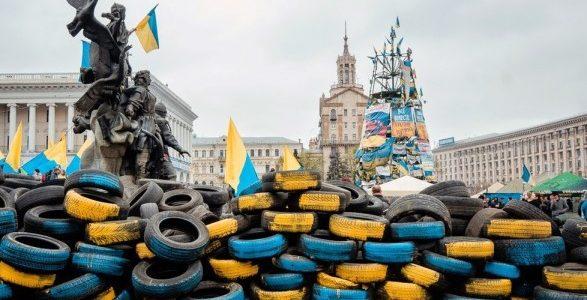Анжеліка Рудницька та Поль Манондіз презентували кліп до четвертої річниці Революції Гідності