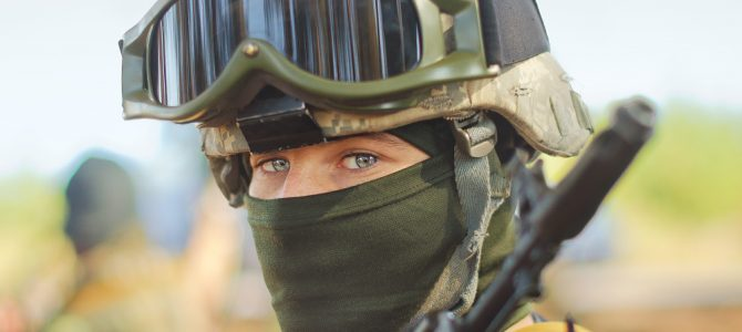 Очі героїв: фотопроект про захисників