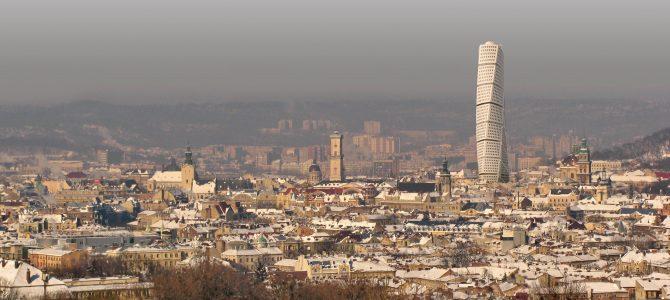 У Львові хочуть збудувати три хмарочоси (візуалізація, адреси)