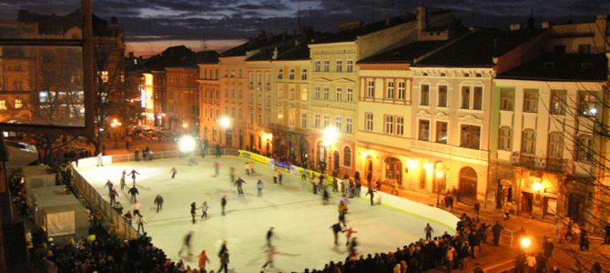 Де покататись на ковзанах у Львові: ціни, локації, графік роботи (ФОТО)