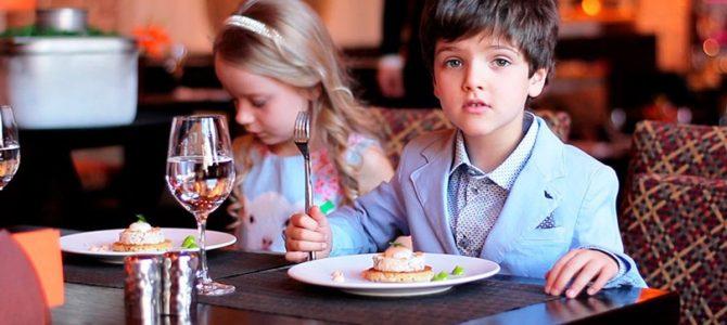 ТОП ресторацій Львова, які дружні до дітей