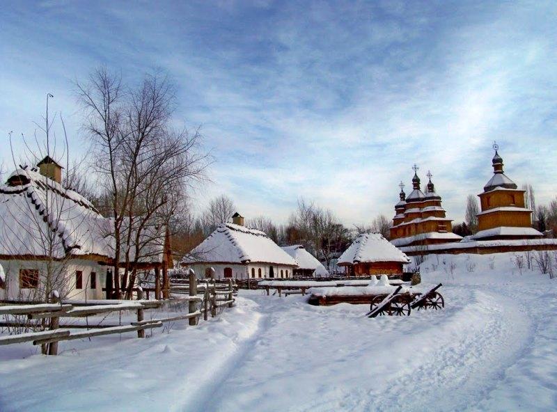 Мамаєва Слобода. Зима (автор brown_ bear)