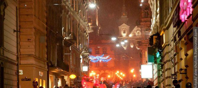 Свято наближається: Новорічно-різдвяні заходи у Львові (програма)