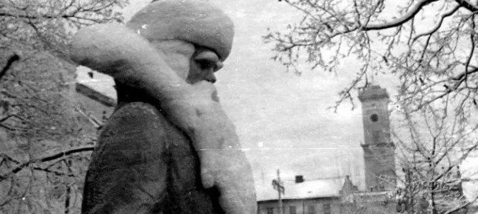 Новорічні ялинки радянського Львова