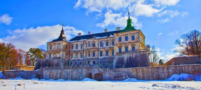 ТОП-5 неймовірних замків в радіусі 100 кілометрів від Львова, куди варто поїхати взимку. ФОТО