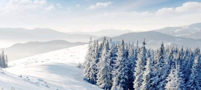 На Львівщині відкрили лижний маршрут протяжністю 9 км